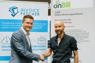 invoicefetcher® and onBill announce cooperation, Photo by Andreas Herz