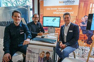 Startup invoicefetcher® und lexoffice kündigen Kooperation an - Foto Andreas Herz