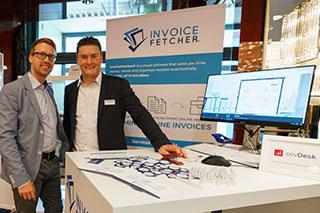 Startup invoicefetcher® und sevDesk kündigen Kooperation an - Foto Andreas Herz