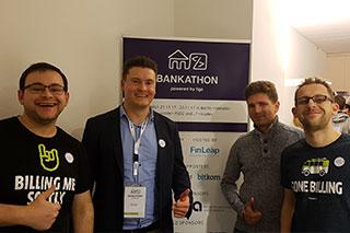 Bankathon: Startup invoicefetcher® und FastBill kündigen Kooperation an