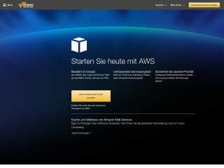 get my invoice from Amazon Web Services (Internet und Informationstechnologie)