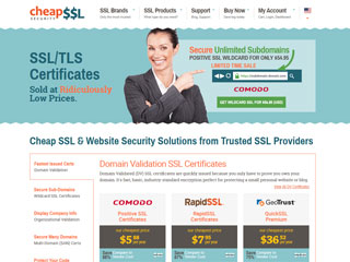 get my invoice from Cheap SSL Security