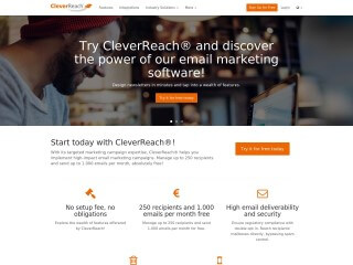 get my invoice from CleverReach