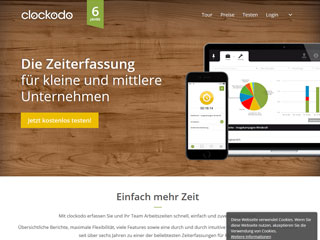 get my invoice from Clockodo (Internet and IT)