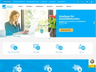 get my invoice from Deutsche glasfaser (Telecommunication)