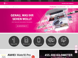 get my invoice from Deutsche Telekom