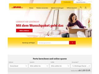 get my invoice from DHL (Transport and logistics)
