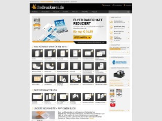 get my invoice from diedruckerei.de (Other Branch)