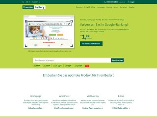 get my invoice from DomainFactory (Internet and IT)