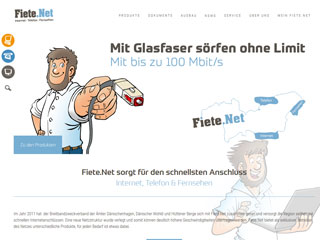 get my invoice from fiete.net (Telecommunication)
