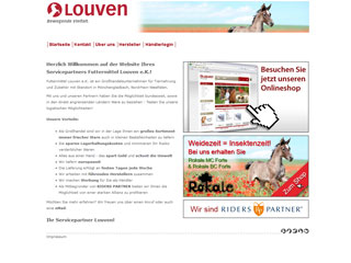 get my invoice from Futtermittel Louven Händlerportal (Consumer goods and trade)