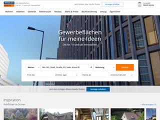 get my invoice from immobilienscout24 (Real Estate)