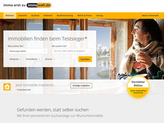 get my invoice from immowelt.de (Real Estate)