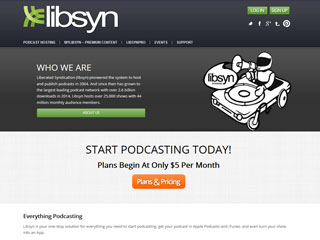 get my invoice from libsyn
