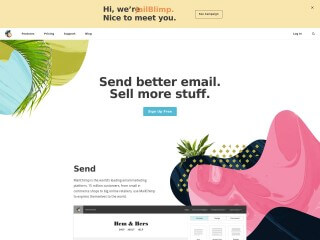 get my invoice from MailChimp
