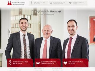get my invoice from Meindl und Partner Verrechnungsstelle (Banking and financial services)
