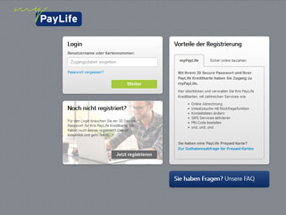 get my invoice from My PayLife (Banking and financial services)