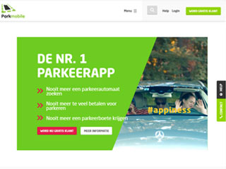 get my invoice from parkmobile.nl