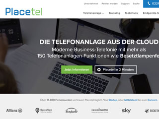 get my invoice from Placetel (Telecommunication)