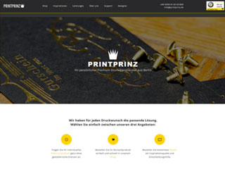 get my invoice from Printprinz (Other Branch)