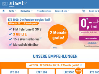 get my invoice from Simplytel (Telecommunication)