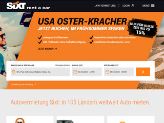get my invoice from Sixt (Transport and logistics)