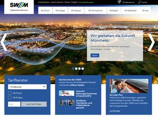 get my invoice from SWM Stadtwerke München