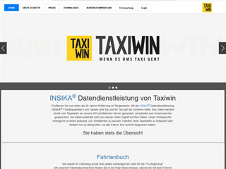 get my invoice from taxidaten.de (Transport and logistics)