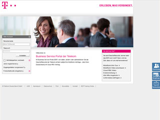 get my invoice from Telekom Business Service Portal (Telecommunication)