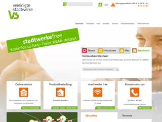 get my invoice from Vereinigte Stadtwerke Breitband (Internet and IT)