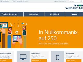 get my invoice from Wilhelm Tel