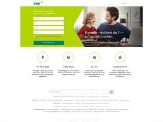get my invoice from Xing (Internet and IT)